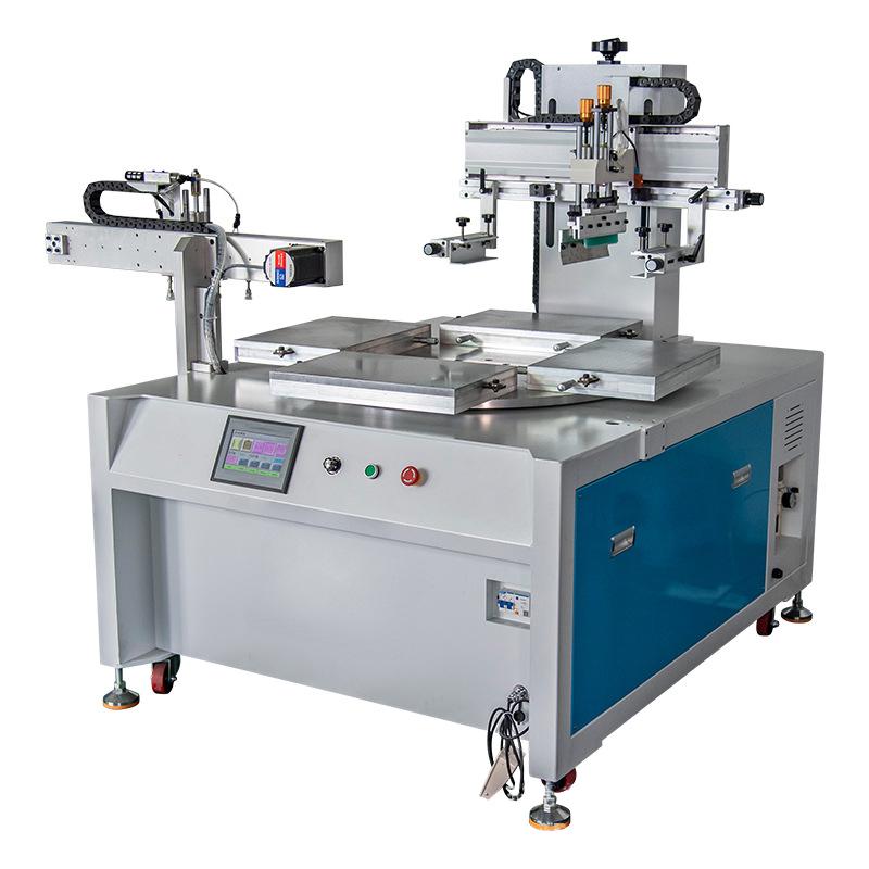 塑胶面板丝印机汽车外壳网印机厂家