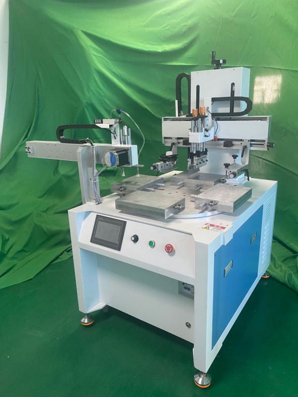 不锈钢标牌丝印机铝板网印机铭牌铭板丝网印刷机