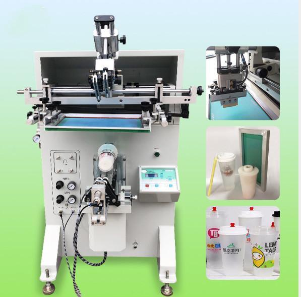 滤清器丝印机,硅胶手环滚印机,平圆两用丝印机